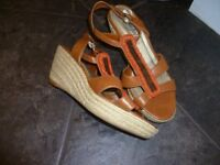 George wedges size 5