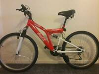 coka cola bike 26""
