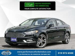 2018 Ford Fusion -