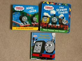 3 Thomas Books