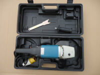 9 INCH ANGLE GRINDER NEW/UNUSED FOR SALE 110 VOLT.