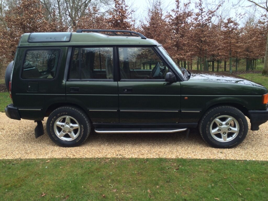 land rover discovery 300 tdi safari for sale in chipping norton oxfordshire gumtree. Black Bedroom Furniture Sets. Home Design Ideas