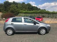 2007 Fiat Grande Punto 1.2 81K Low Miles Full Service History Long MOT! +Not Corsa Yaris Polo