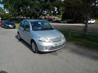 2003 .CITROEN C3 SX. 1.4 PETROL. MOT UNTIL 21ST JULY 2017.