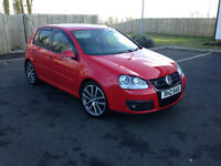 2008 Vw Golf GT Sport TDI....DSG Paddle Shift