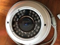 8 CCTV Cameras and Recorder