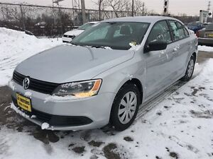 2013 Volkswagen Jetta Trendline, Manual, Heated Seats