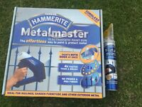 Hammerite paint sprayer