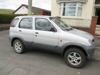 Price Reduced 2004 Daihatsu Terios 1.3 Automatic 4 X 4
