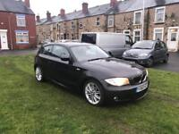 2011 Bmw 116d m sport 2.0 diesel a1 condition 129k £3600 new turbo