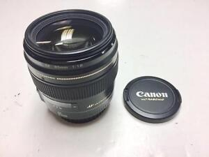 Canon EF 85mm f1.8 auto focus lens like new with 90 days warranty
