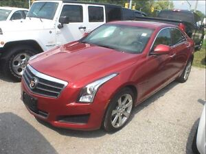 2014 Cadillac ATS - JUST ARRIVED TODAY