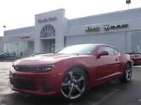 2014 Chevrolet Camaro 2SS LOADED COUPE Manual Brembo Leather Hea