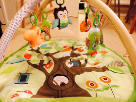 Skip Hop Treetop Friends Activity babygym