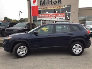 2014 Jeep Cherokee SPORT 4X4|BLUETOOTH|HEATED SEATS