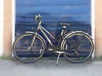 Ladies bike Pioneer Raleigh
