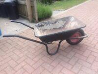 Wheelbarrow - Used but very serviceable