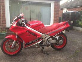 Honda VFR750 Motorbike