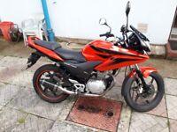 Honda, CBF, 2009, 125 (cc)
