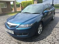 \\\ 06 MAZDA 6 TS ,, DIESEL ,, EXCELLENT CONDITION \\\ ONLY £1199 ,,