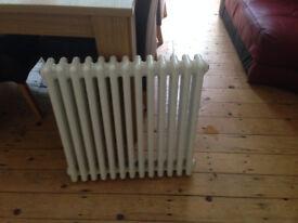 3 column traditional style radiator 600 x 600 brand new