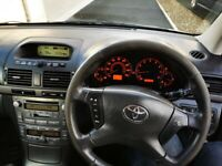 Toyota, AVENSIS, Hatchback, 2006, Manual, 1794 (cc), 5 doors