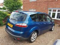 Ford smax for sale or swap