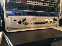 M-Audio Tampa preamp/compressor