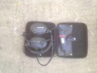 Sennheisa light weight folding headset
