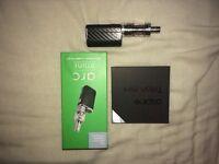 Shisha Pen. Curve Mini 2 Battery and Triton Aspire Tank. W/ 2 Bottles of Heisenberg liquid. Collect.