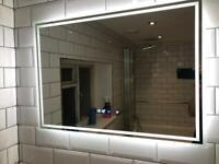 NEW bathroom mirror heavily reduced