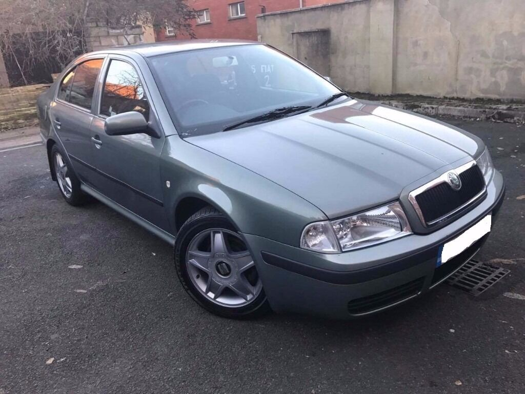 2002 skoda octavia ambiente 1 9 tdi in lisburn road belfast gumtree. Black Bedroom Furniture Sets. Home Design Ideas