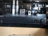 Digital camera recorder for cctv USB ports see photos