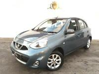 NISSAN MICRA 1.2 ACENTA HATCHBACK 5DR MANUAL CAT D REPAIRED READY TO GO