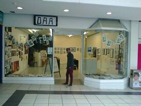 Artist Studios, galleries and Work spaces.