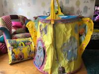 Fifi and the flower tots pop up playhouse