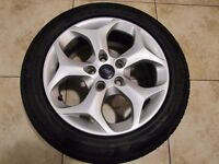"ford focus c max alloy wheel 16 "" 205 55 16 05"