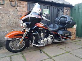 2007 Harley-Davidson FLHTCUSE2 Screamin' Eagle Ultra Classic Electra Glide
