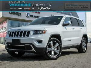 2016 Jeep Grand Cherokee Limited /Navigation and Sunroof