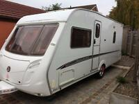 2006 Swift Challenger 500 Fixed Bed 4 Berth