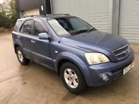 Kia Sorento 4x4 5 Door,2.5 diesel,spares or repair