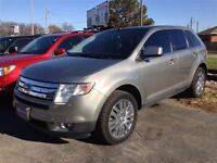 2008 Ford Edge Limited  $65.97 A WEEK + TAX OAC - BAD CREDIT APP