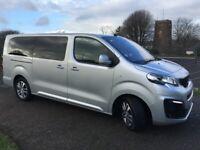 Peugeot, TRAVELLER, MPV, 2017, Manual, 1997 (cc), 5 doors