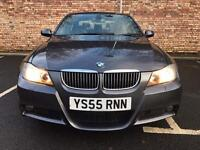 M SPORT BMW 330i 258BHP LONG MOT [not a4 330d e class st 530 a3]
