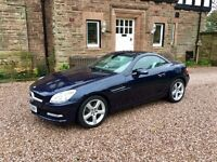 2014 Mercedes 250 SLK CDI Convertible - Low Mileage