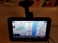 Binatone sat nav. Fully working. No faults. Maps included. £15.