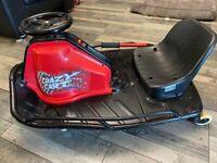 Electric Go Kart Crazy Kart Razor