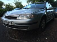 *TRADE IN TO CLEAR*2003 RENAULT LAGUNA 1.6 NO MOT-DRIVE AWAY*