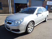 2008 (58) Vauxhall Vectra 1.8 Exclusive 12 Months MOT + Service History