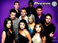 DREAM TEAM (HARCHESTER UNITED) - THE COMPLETE SERIES - SEASONS 1-10 ON DVD